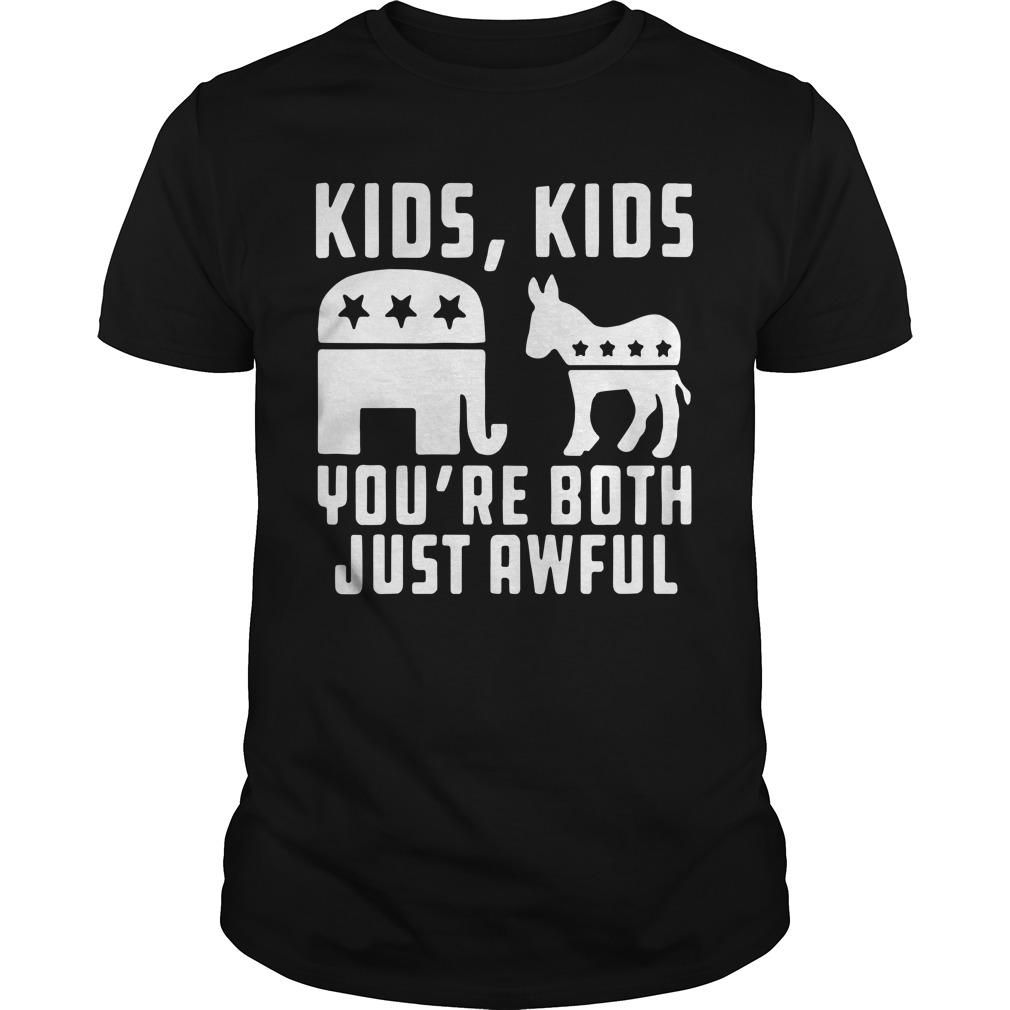 Kids Kids You're Both Just Awful Longsleeve