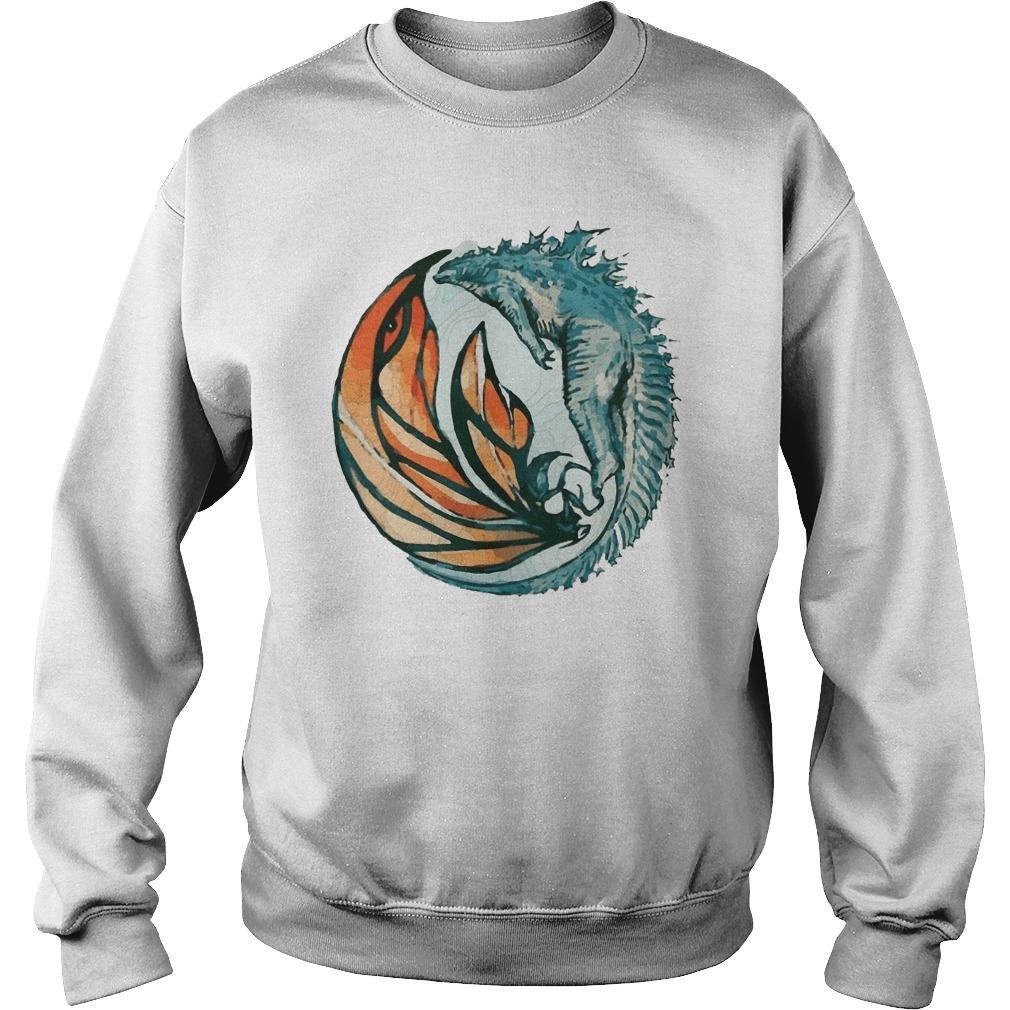 King Godzilla Sweater
