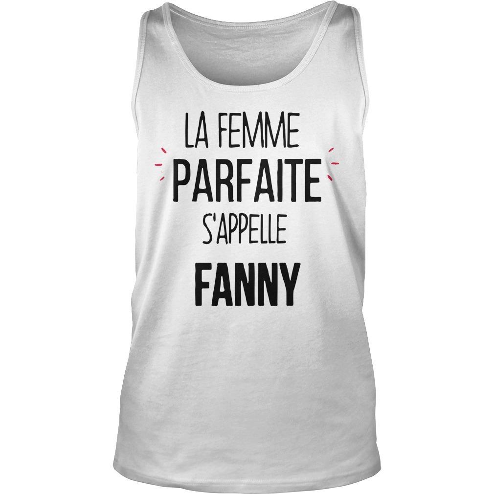 La Femme Parfaite S'appelle Fanny Tank Top