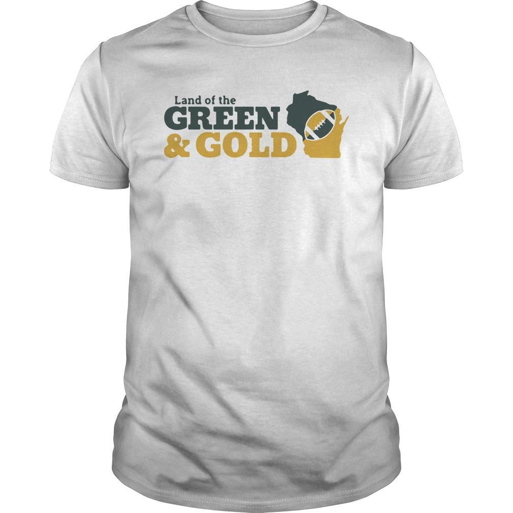 Land Of The Green And Gold Longsleeve