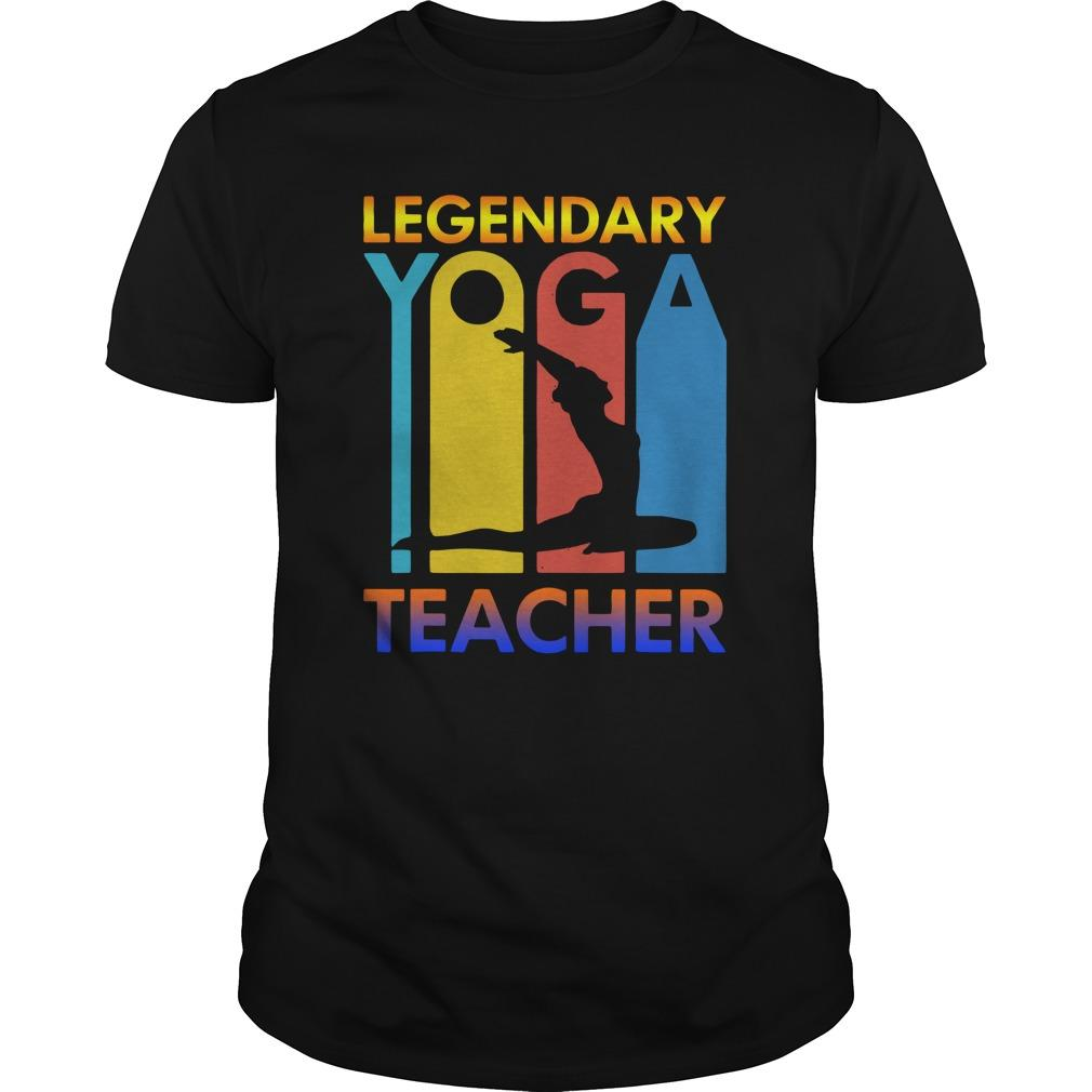 Legendary Yoga Teacher Longsleeve