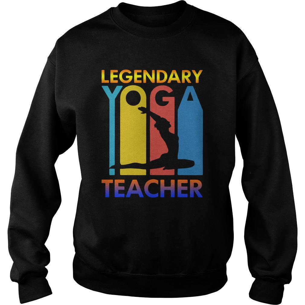Legendary Yoga Teacher Sweater