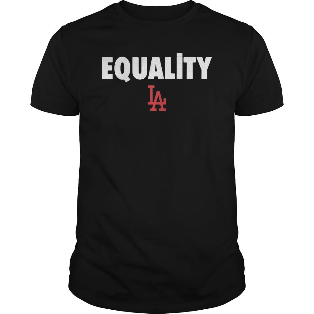 Los Angeles Equality Longsleeve