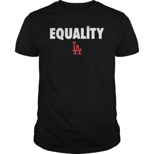 Los Angeles Equality Shirt