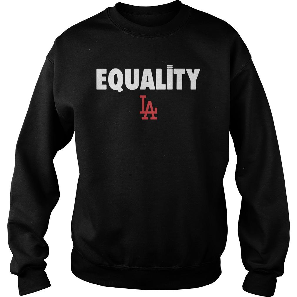 Los Angeles Equality Sweater