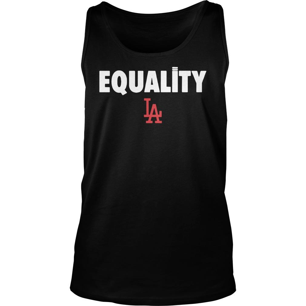 Los Angeles Equality Tank Top