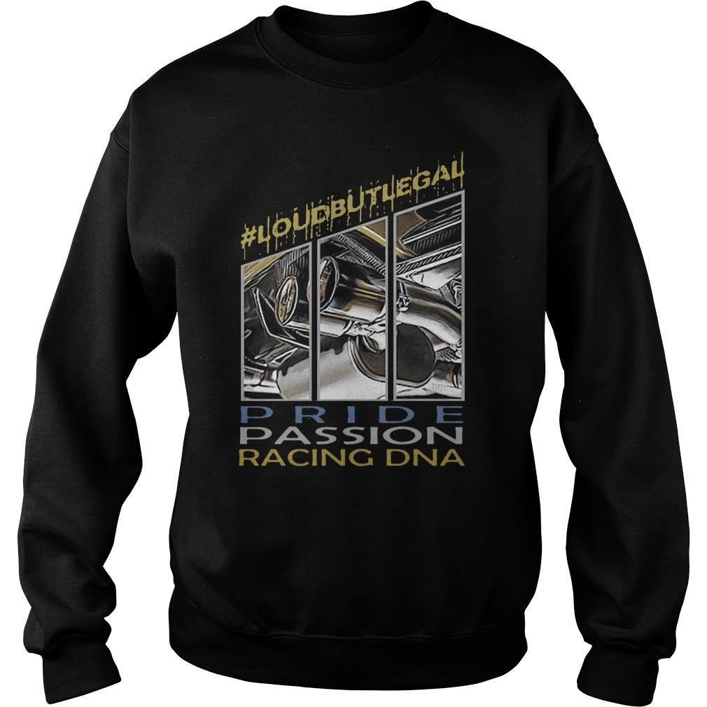 Loubutlegal Pride Passion Racing Dna Sweater