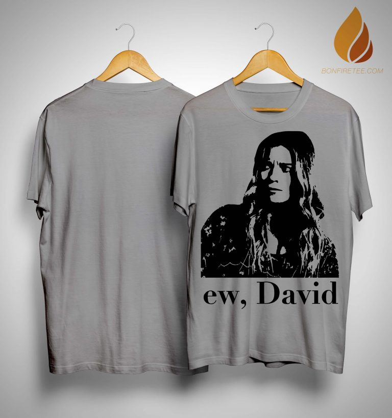 Mike Clay Ew David Shirt