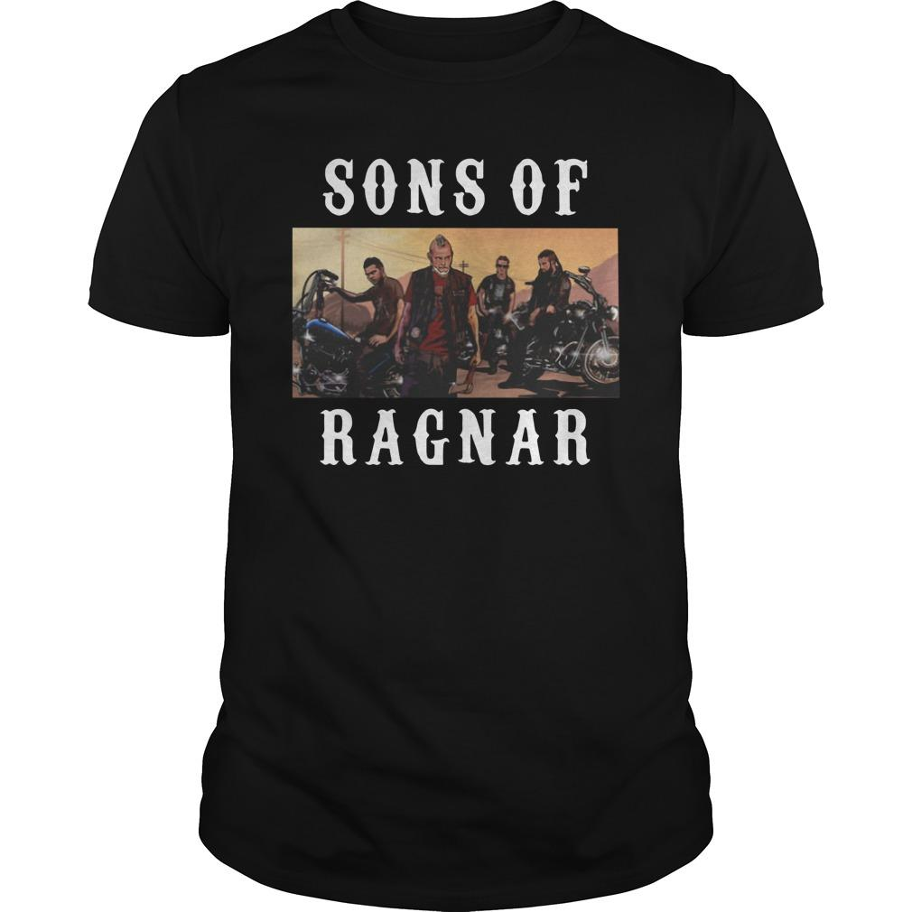Motor Sons Of Ragnar Longsleeve