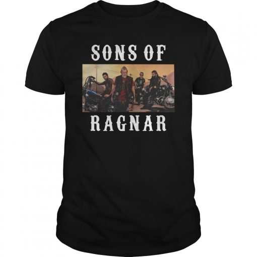 Motor Sons Of Ragnar Shirt