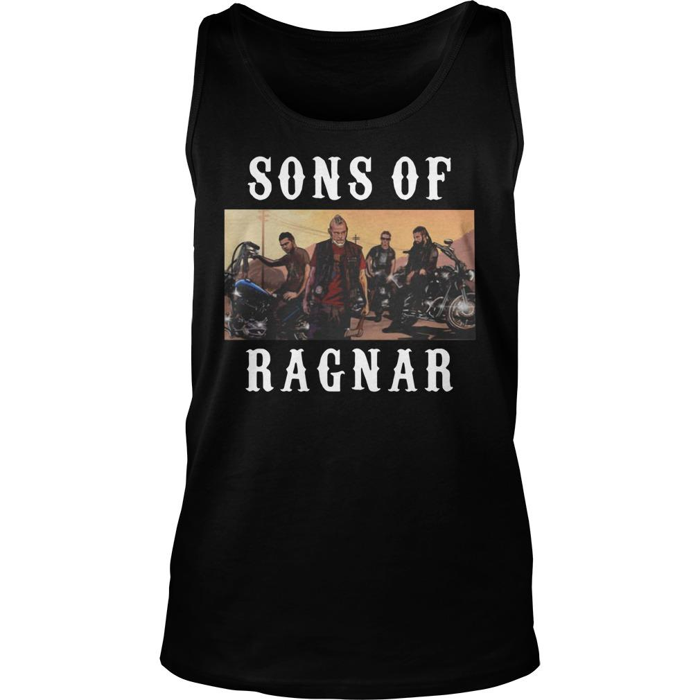 Motor Sons Of Ragnar Tank Top