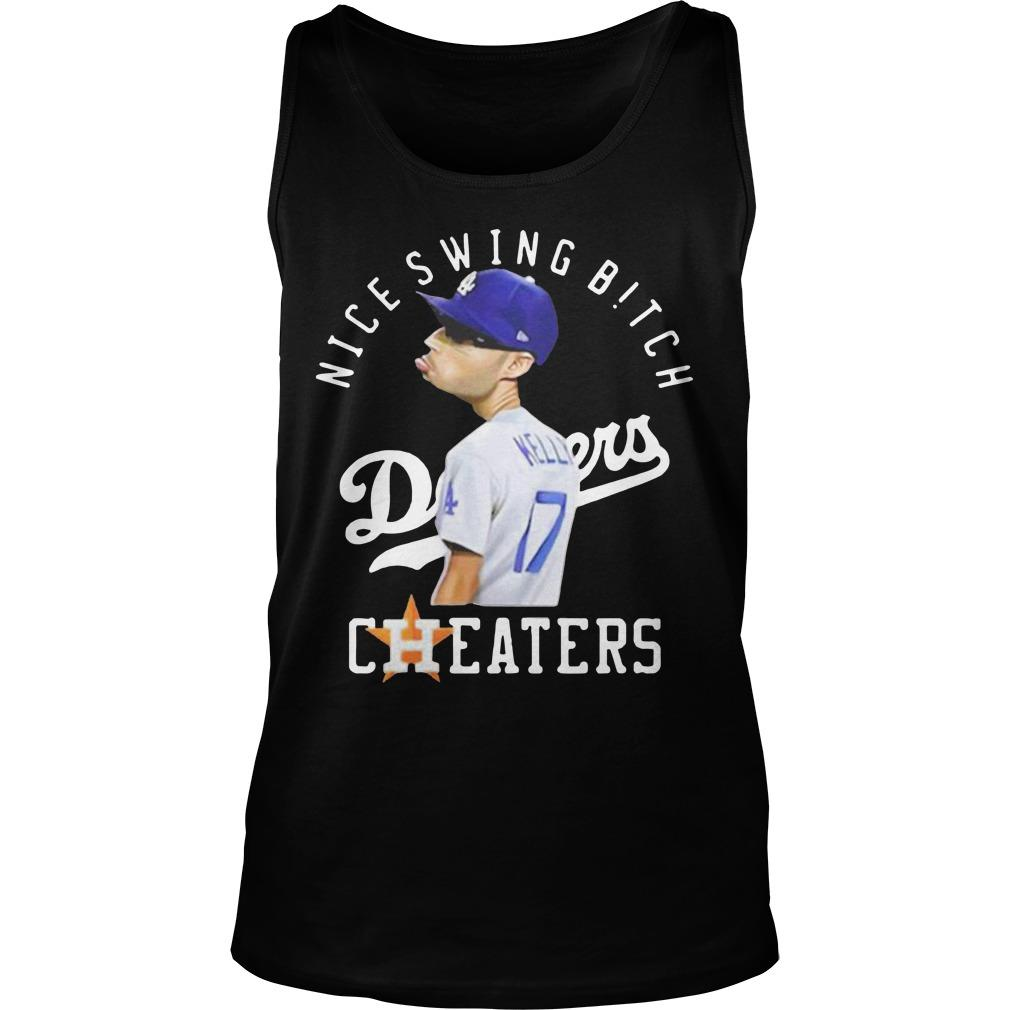 Nice Swing Bitch Cheaters Joe Kelly Tank Top