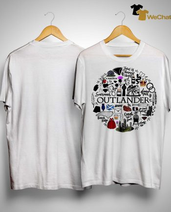Outlander Sassenach Dinna Fash Shirt