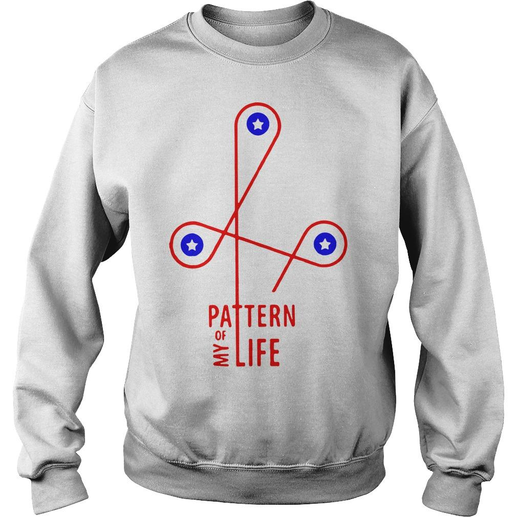Pattern Of My Life Sweater