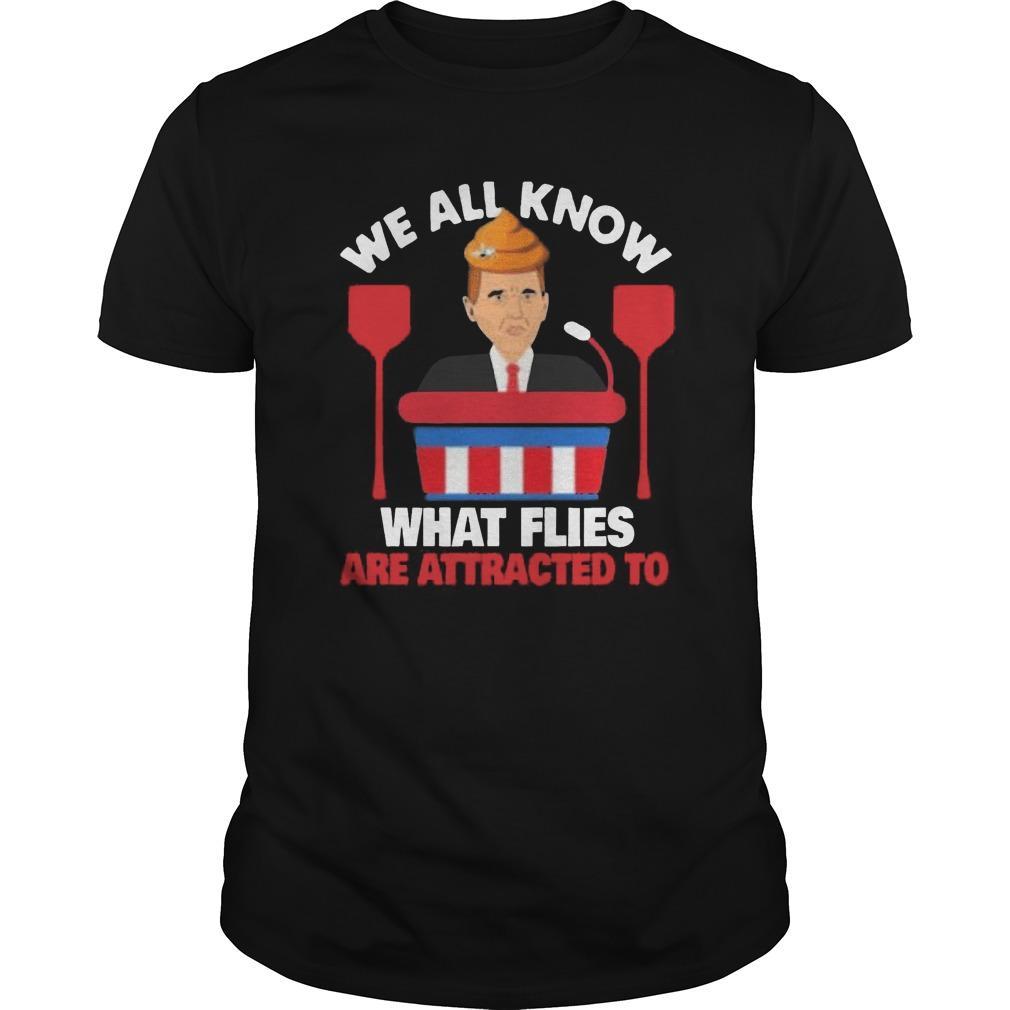 Pence Vp Debate We All Know What Flies Are Attracted To Longsleeve