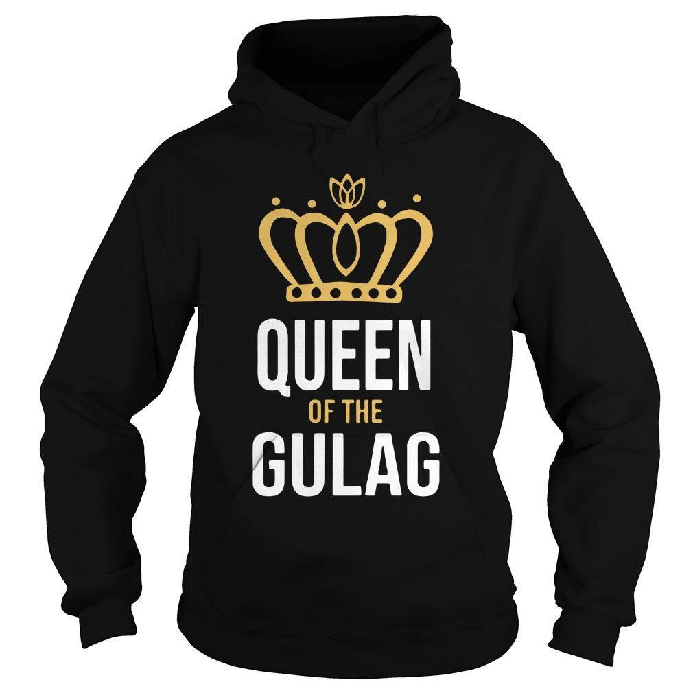 Queen Of The Gulag Hoodie