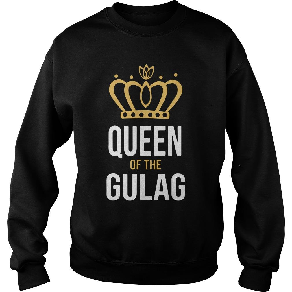 Queen Of The Gulag Sweater
