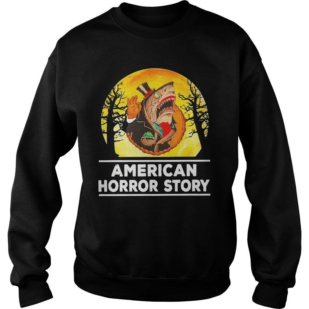 Shark American Horror Story Sweater