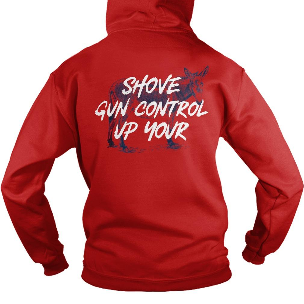 Shove Gun Control Up Your Hoodie