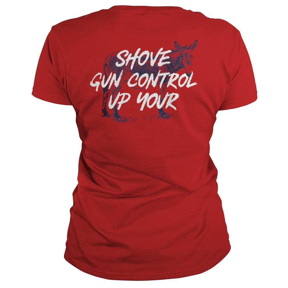 Shove Gun Control Up Your Longsleeve