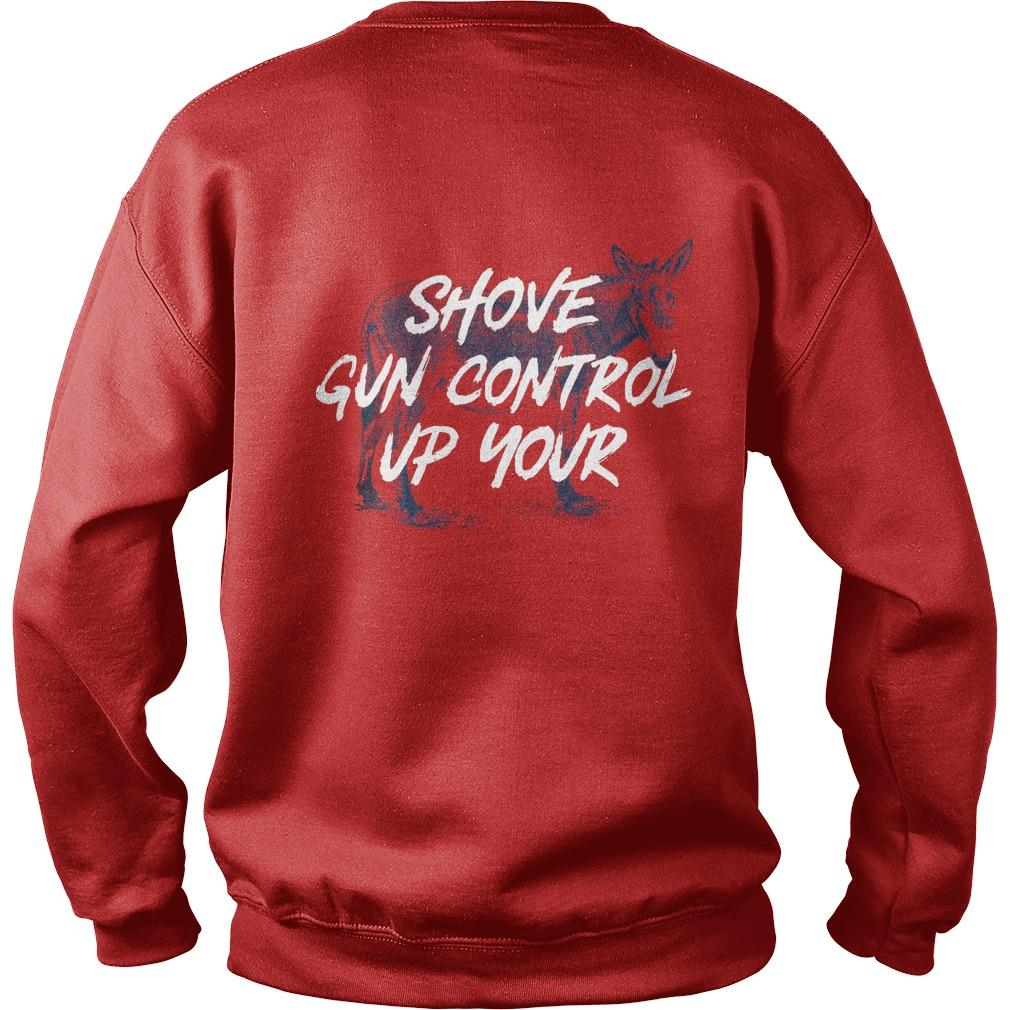 Shove Gun Control Up Your Sweater