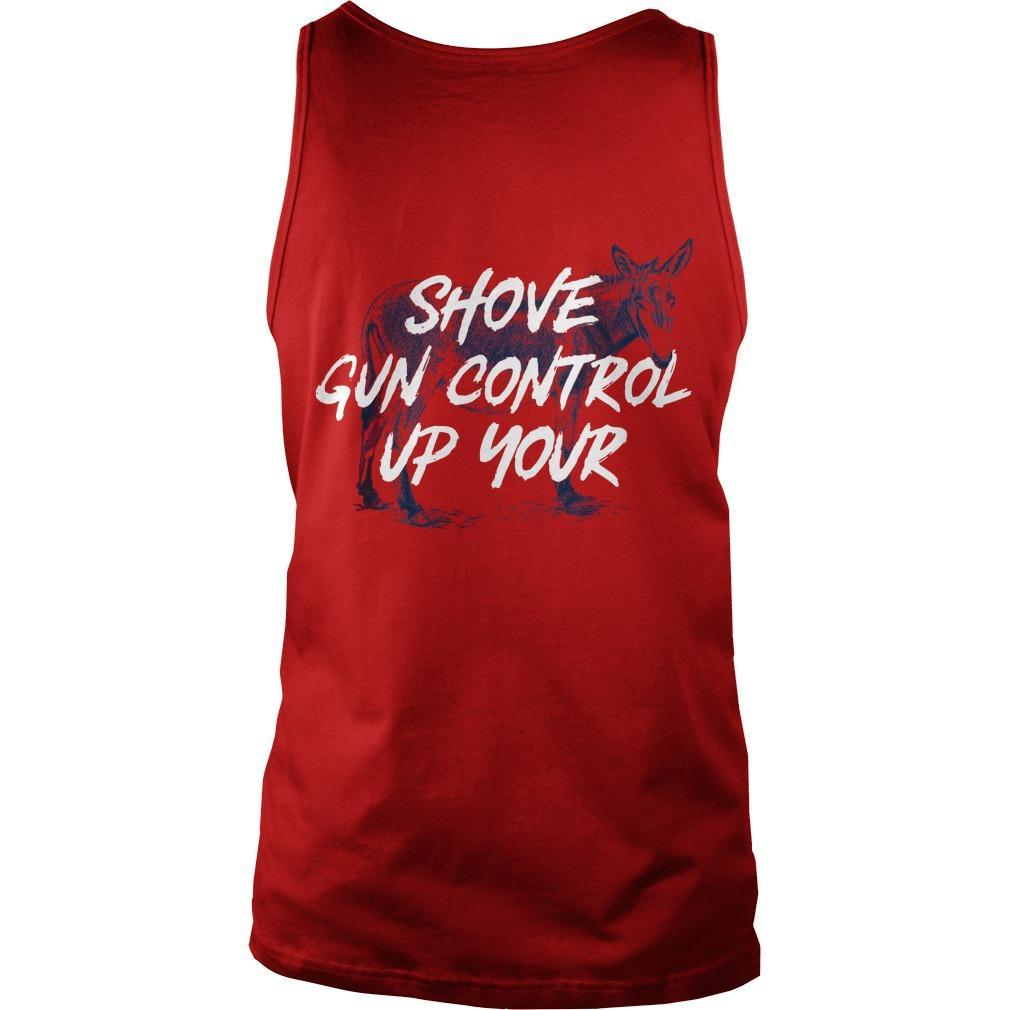 Shove Gun Control Up Your Tank Top