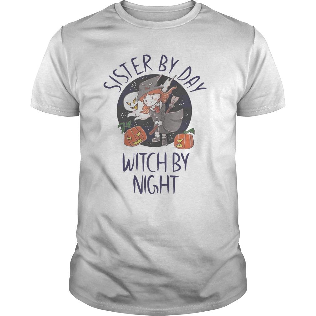 Sister By Day Witch By Night Longsleeve