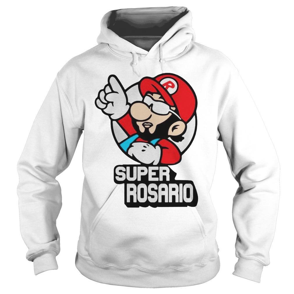 Super Mario Super Rosario Hoodie
