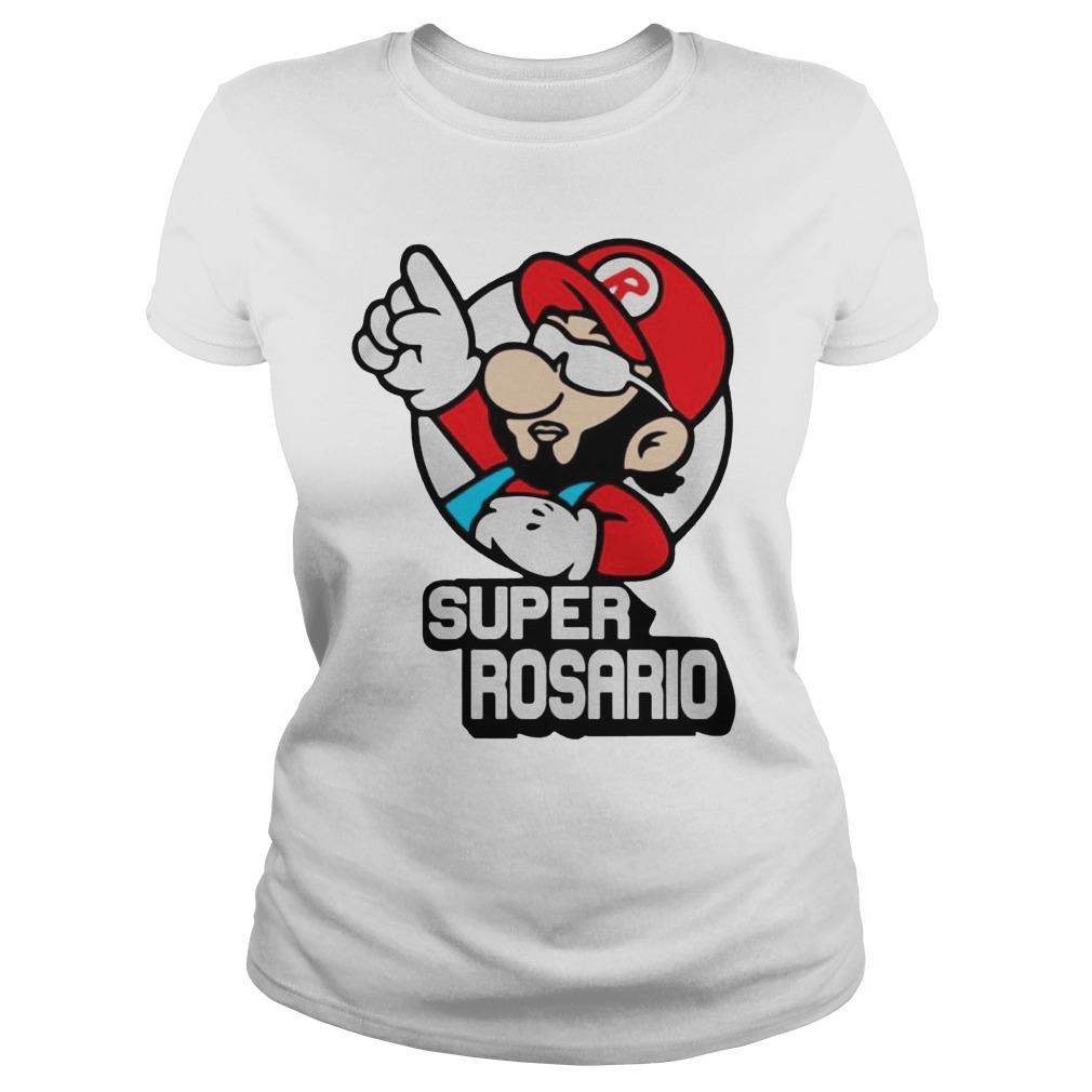 Super Mario Super Rosario Longsleeve