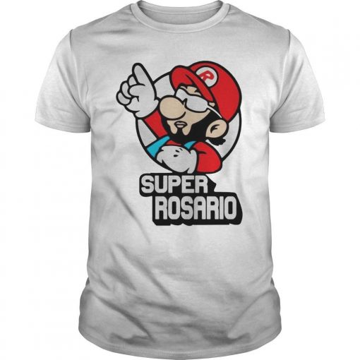 Super Mario Super Rosario Shirt