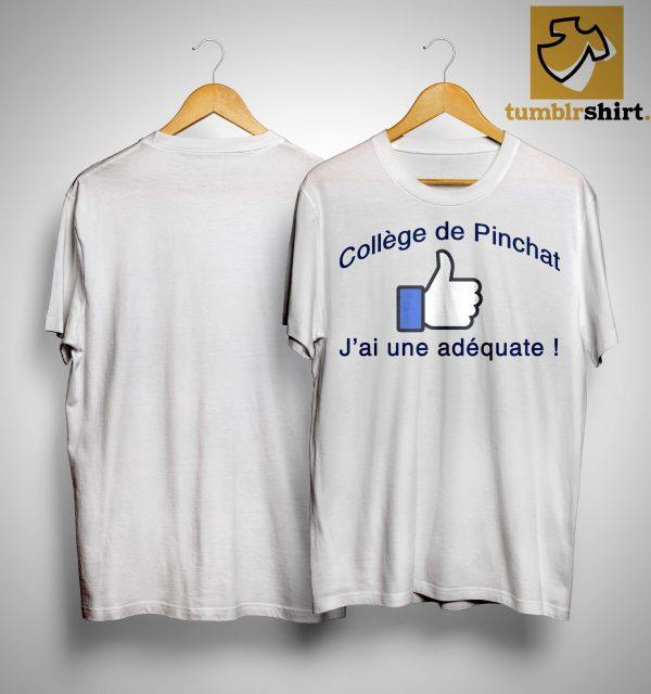 T Shirt De La Honte