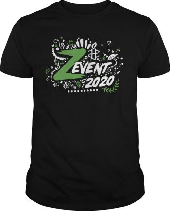 T Shirt Zevent 2020