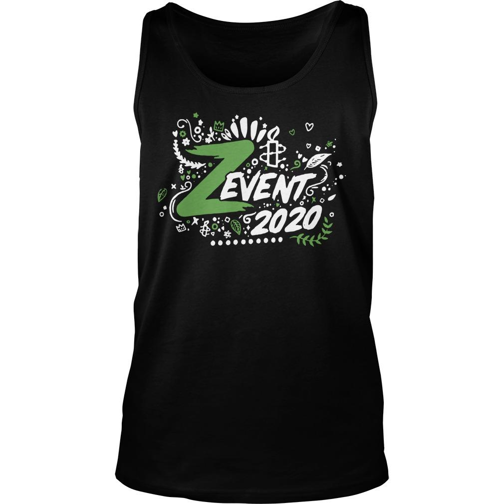 T Zevent 2020 Tank Top