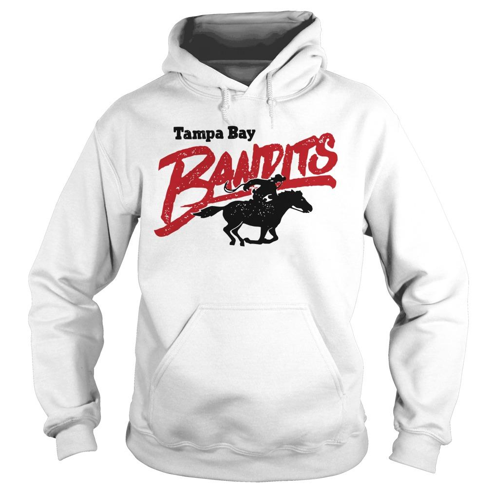 Tampa Bay Bandits Hoodie