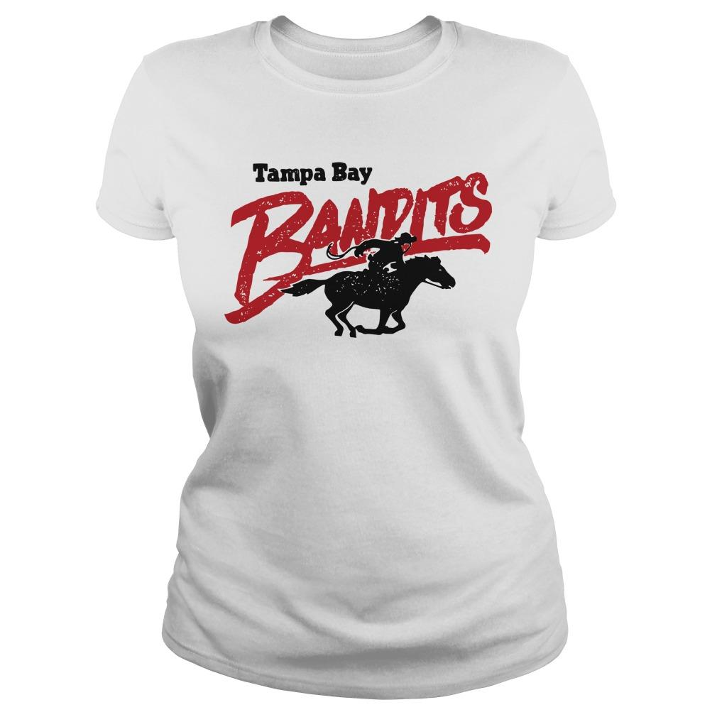 Tampa Bay Bandits Longsleeve