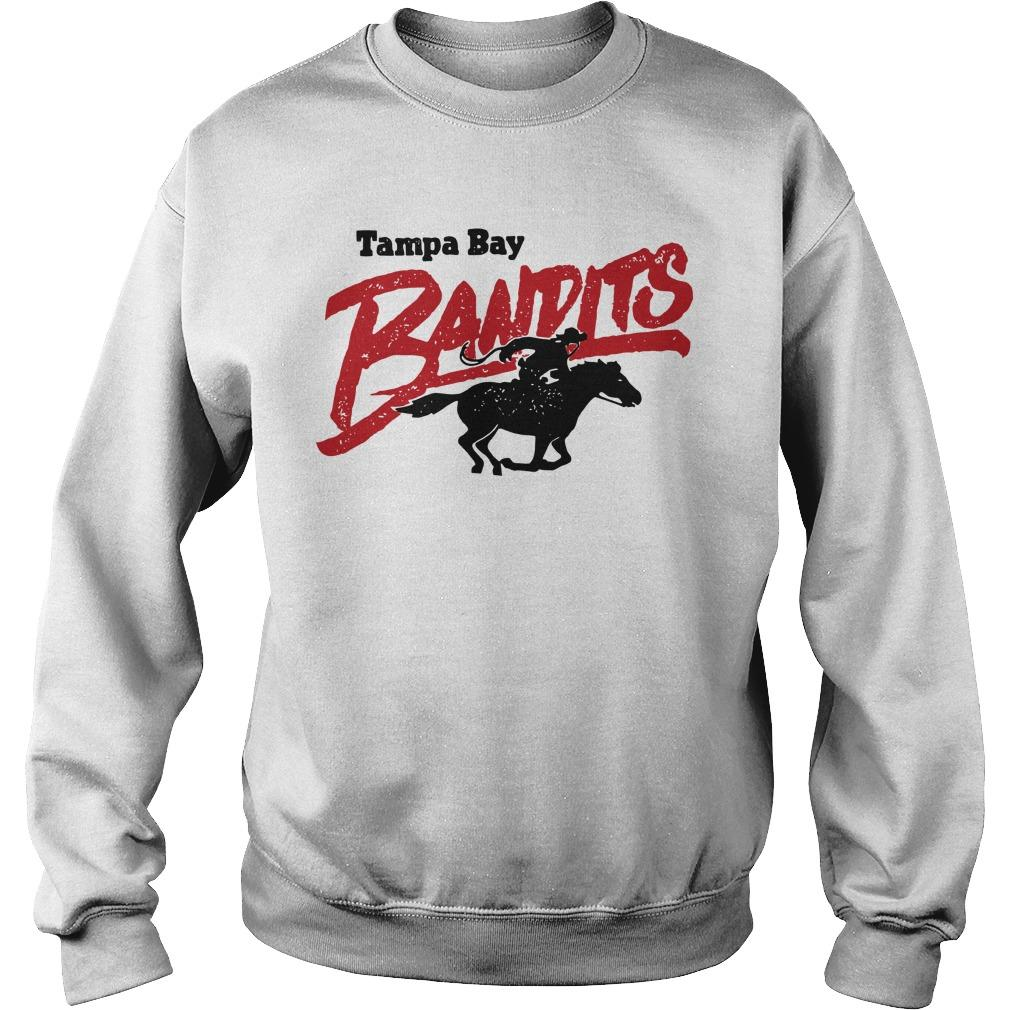 Tampa Bay Bandits Sweater