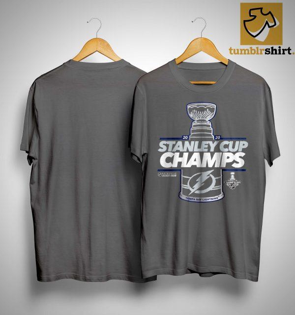 Tampa Bay Lightning Stanley Cup Shirt