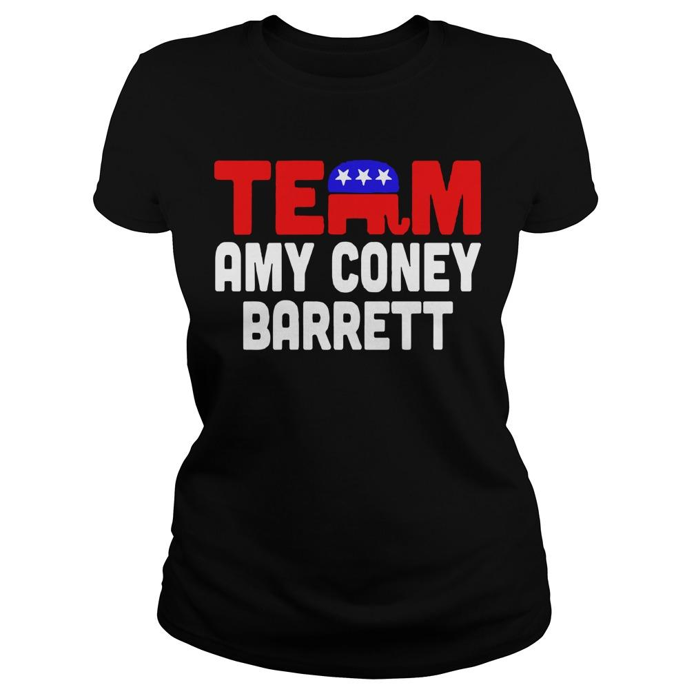 Team Amy Coney Barrett Longsleeve