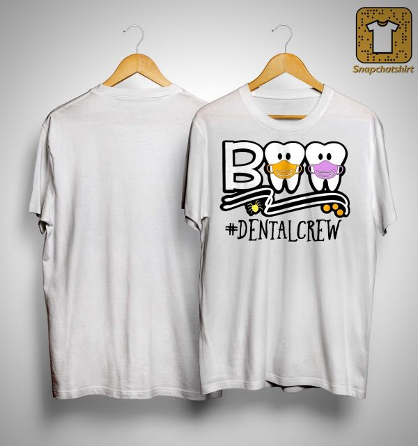Teeth Boo #dentalcrew Shirt