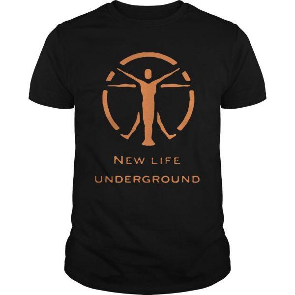 The Institute New Life Underground Shirt