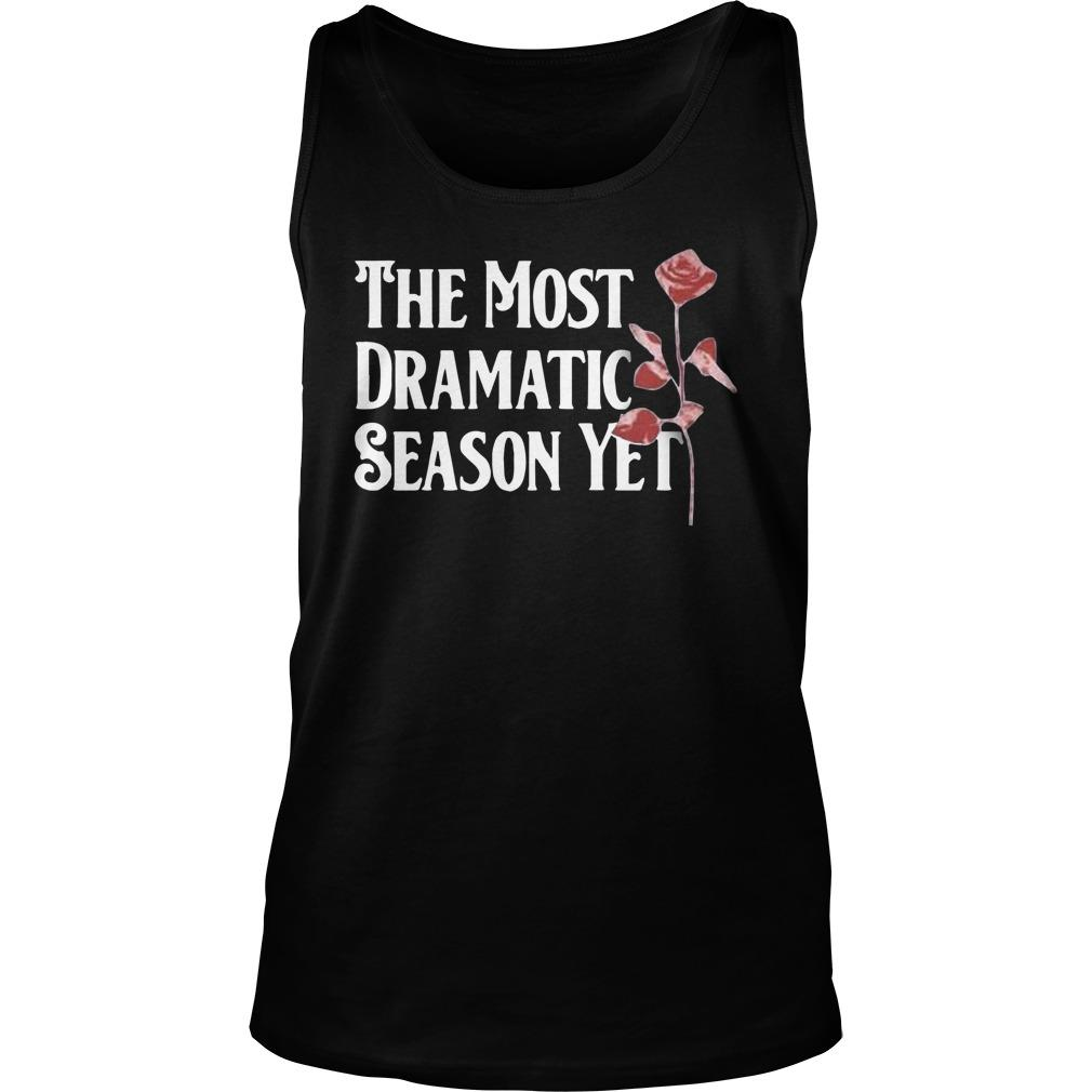 The Most Dramatic Season Yet Tank Top