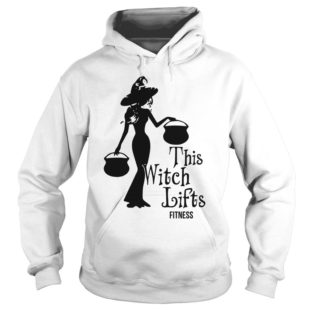This Witch Lifts Fitness Hoodie