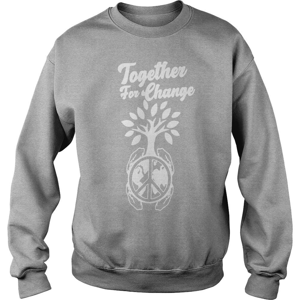 Together For Change Sweater