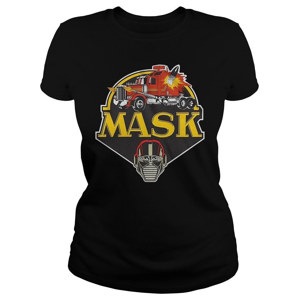 Truck Mask Longsleeve