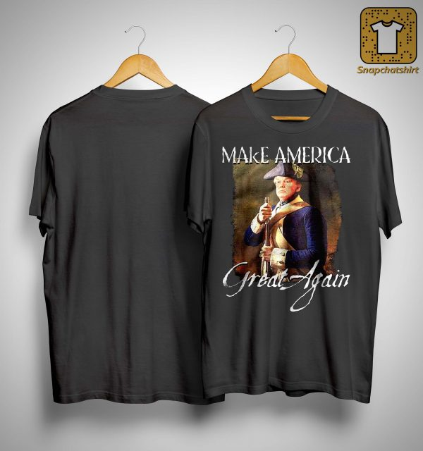 Trump Make America Great Again Shirt