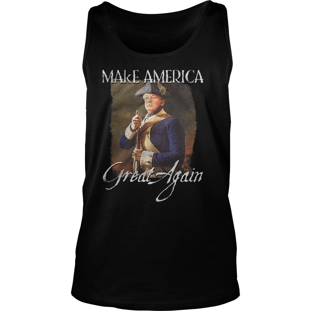 Trump Make America Great Again Tank Top