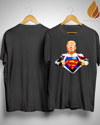 Trump Superman Shirt