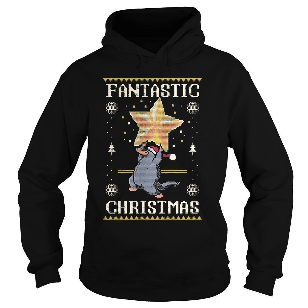 Ugly Fantastic Christmas Hoodie