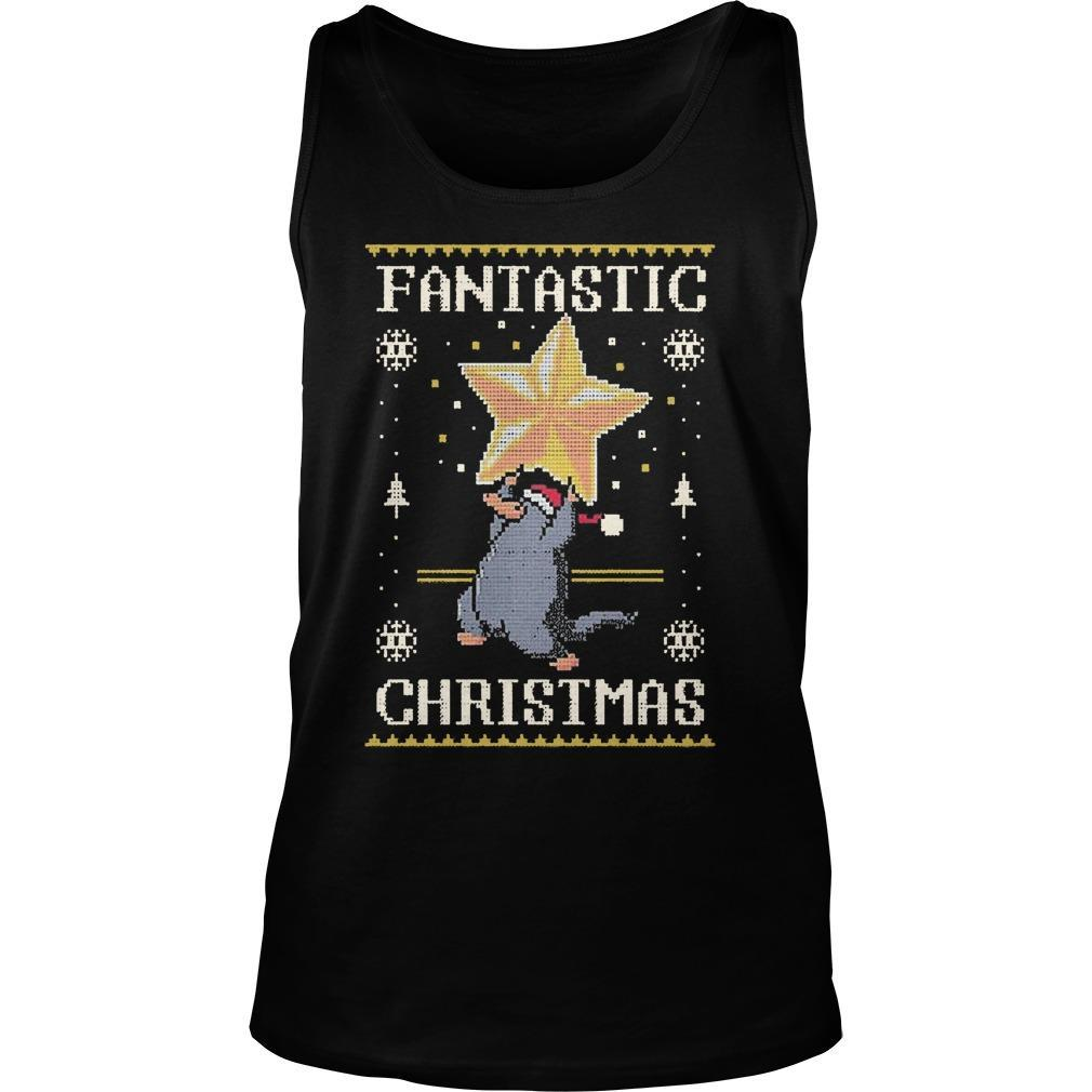 Ugly Fantastic Christmas Tank Top
