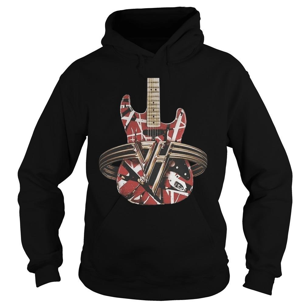Van Halen Guitar Hoodie